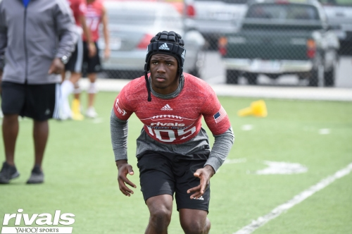 Three-star safety D'Angelo McKenzie quickly learning about Notre Dame