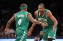 Roster reset: The Celtics roster is a mix of now and later