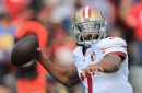 Joe Montana thinks injury could get Colin Kaepernick a chance, makes Tim Tebow comparison