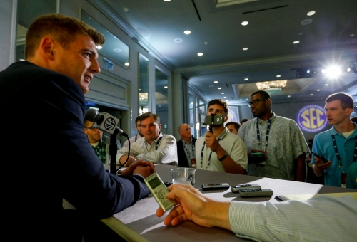 SEC Media Days: Best and worst of day 2