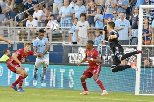 Red Red Win: Sporting KC Defeats FC Dallas 2-0