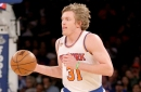 Knicks use almost all their money on Ron Baker
