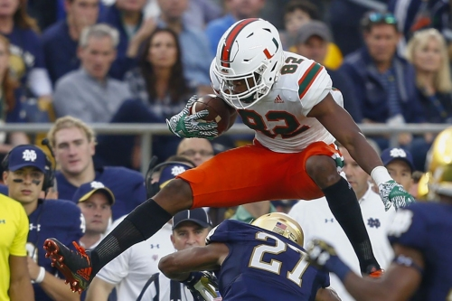 2017 Miami Hurricanes Football Preview: Week 10 vs. Notre Dame