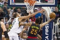 Jazz bolster defense by agreeing to deal with small forward Thabo Sefolosha