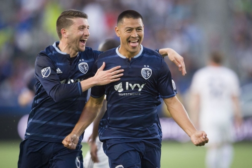 Juice Boxes and Post Game Stats: Espinoza Tops US Open Cup List
