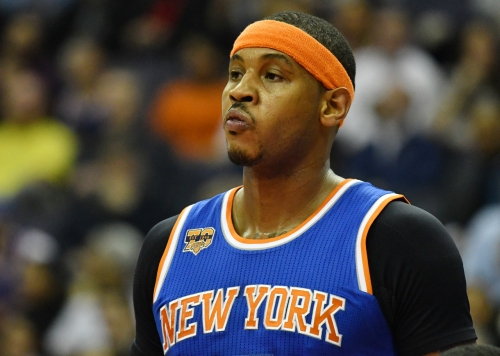 Trending stories: Melo deal, Dwyane Wade's brand, Jackson Vroman and more