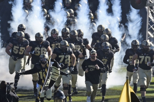 51 Days to Purdue Football: Bryce Brown