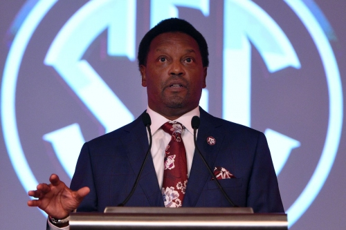 Kevin Sumlin, players speak at SEC Media Days