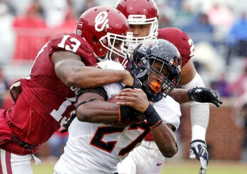 Sooners and Cowboys picked in the top spots for the Big 12 preseason poll
