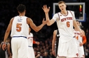 """Kristaps Porzingis and Courtney Lee will play for """"Team World"""" in the NBA Africa Game"""