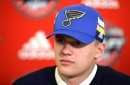 Kostin Told Armstrong That He Would Sign With the Blues Prior to Draft