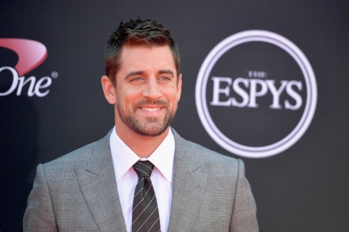 Aaron Rodgers wins two ESPYs—including Best NFL Player—and hangs out with DeSean Jackson