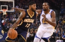 'Could you've imagined the reaction?' The Pacers tried dealing Paul George to the Warriors