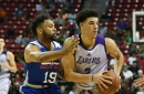 Lakers News: Luke Walton really loves Lonzo Ball's push-ahead passes
