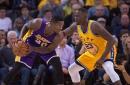 Lakers News: Luke Walton says Julius Randle studies Draymond Green film with him