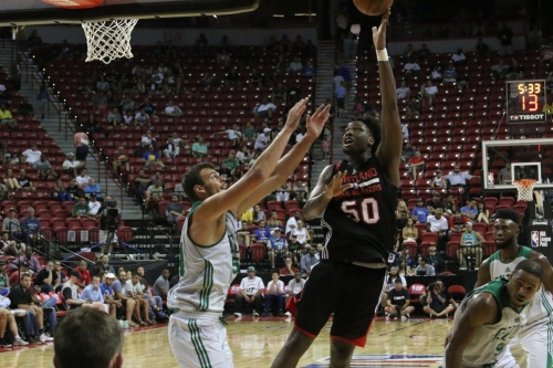 Gameday Thread: Blazers vs. Raptors (Summer League)