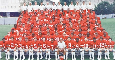 Georgia's 1980 team plans viewing party for Notre Dame game