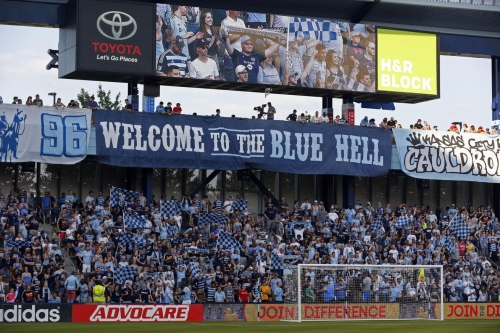 Sporting KC draws US Open Cup semifinal, final hosting rights