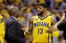 Paul George says he was 'mentally drained' with Pacers last season