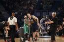 Gordon Hayward will wear Ray Allen's No. 20 with Boston Celtics