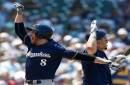Ryan Braun in the lineup as Brewers open the second half