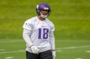 Minnesota Vikings suspend WR Michael Floyd for 4 games The Associated Press