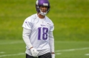 NFL suspends Vikings WR Michael Floyd for 4 games