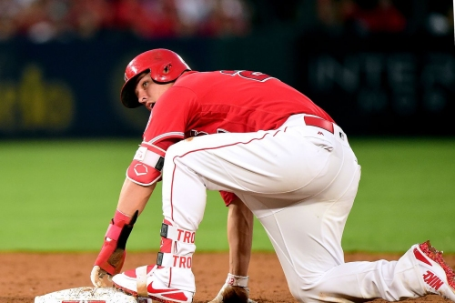 Free Baseball Dooms Angels in Trout's Return
