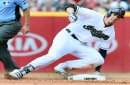Life at the top: Cleveland Indians move rookie Bradley Zimmer into the leadoff spot
