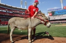 Washington Nationals 10-7 over Cincinnati Reds: Anthony Rendon homers twice, one a grand slam in GABP...