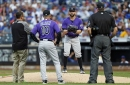 Rockies reinstate Ian Desmond, place Tyler Chatwood on DL