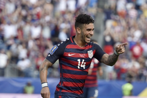 Dom Dwyer released from USMNT Gold Cup roster