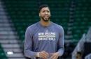 Anthony Davis will carry less of the offense, be more efficient thanks to DeMarcus Cousins and Rajon Rondo