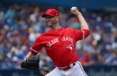 MLB trade rumors: Blue Jays 'highly unlikely' to trade J.A. Happ despite Brewers' interest