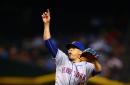 Mets recall Hansel Robles from Triple-A Las Vegas, demote Chasen Bradford