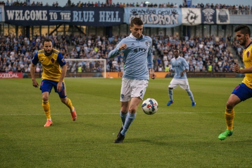 Talking Lobato: SKC's newest has landed in Kansas City