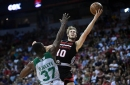 Jake Layman's Portland Trail Blazers are in the NBA Summer League Final