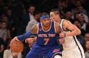 Carmelo Anthony Needs To Attack The Knicks To Force Houston Trade