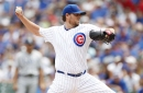 Upcoming Cubs roster moves: Who goes to make room for John Lackey and Kyle Hendricks?