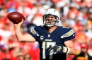 You Can Expect Philip Rivers' Interception Rate to Drop in 2017