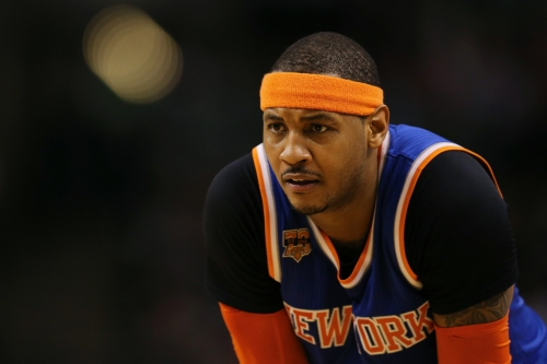 New Knicks regime open to moving on with or without Carmelo The Associated Press