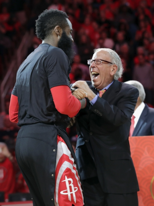 Rockets owner Alexander is selling team, CEO says The Associated Press