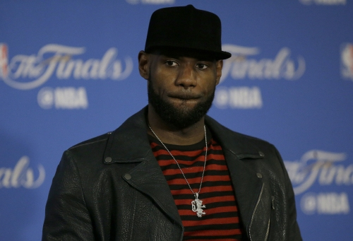 LeBron James, Cleveland Cavaliers superstar, 'frustrated' with Cavaliers' offseason (report)