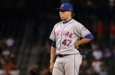 Mets recall Hansel Robles after he was 'lost' to start the season