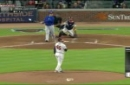 Anthony Rizzo Hits A Home Run For The Third Game In A Row