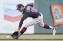 Cleveland Indians end four-game losing streak with 5-3 victory over San Francisco Giants