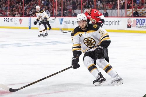 What does the Jean-Gabriel Pageau signing mean for the Bruins?