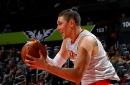 """Mike Muscala """"very excited"""" to return to Atlanta Hawks after whirlwind free agency"""