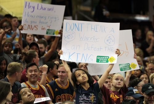 When the credits roll, the Cavs should be NBA Finalists again -- Bud Shaw's Spinoffs