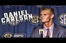 Auburn's Daniel Carlson returns to Wuerffel Trophy watch list